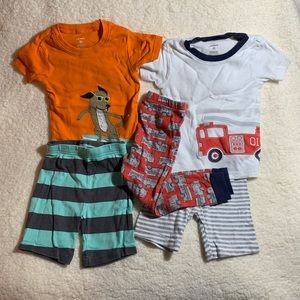Lot of Boys 2T Pajamas from Carter's